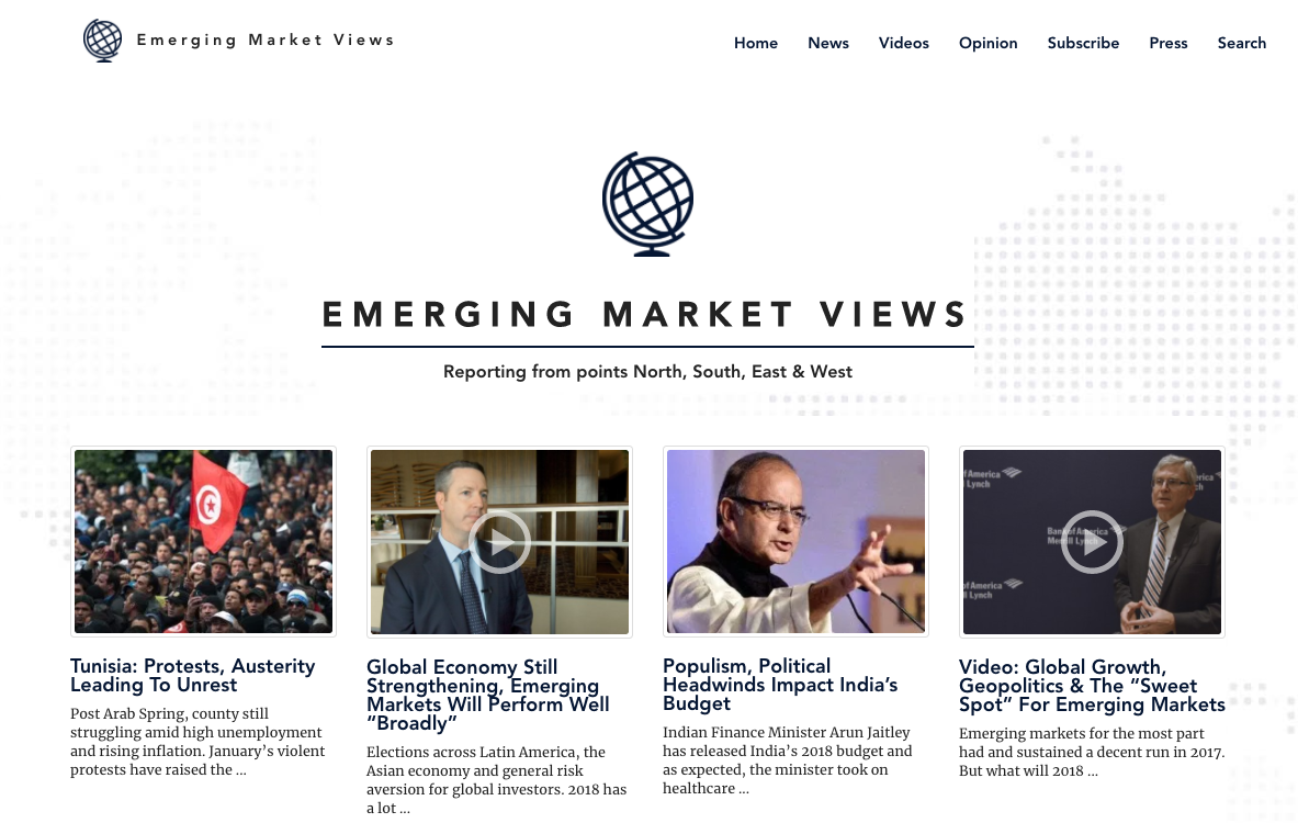 Emerging Market Views ()
