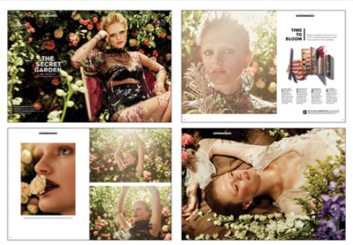 Fashion magazine ()