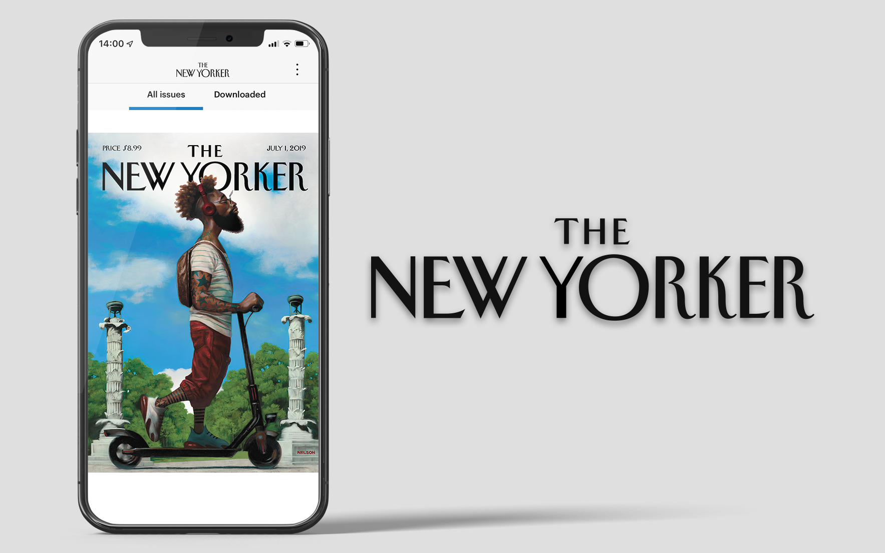 The New Yorker Pugpig ()