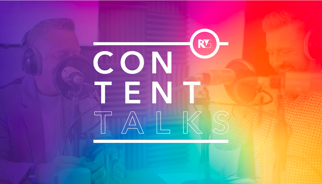 Content Talks podcast ()