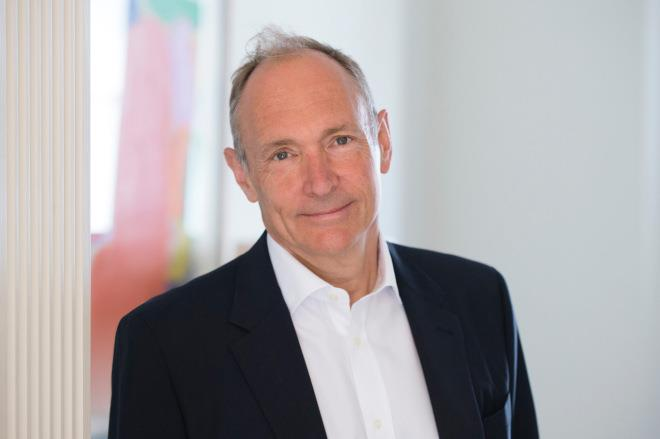 Sir Timothy Berner Lee ()