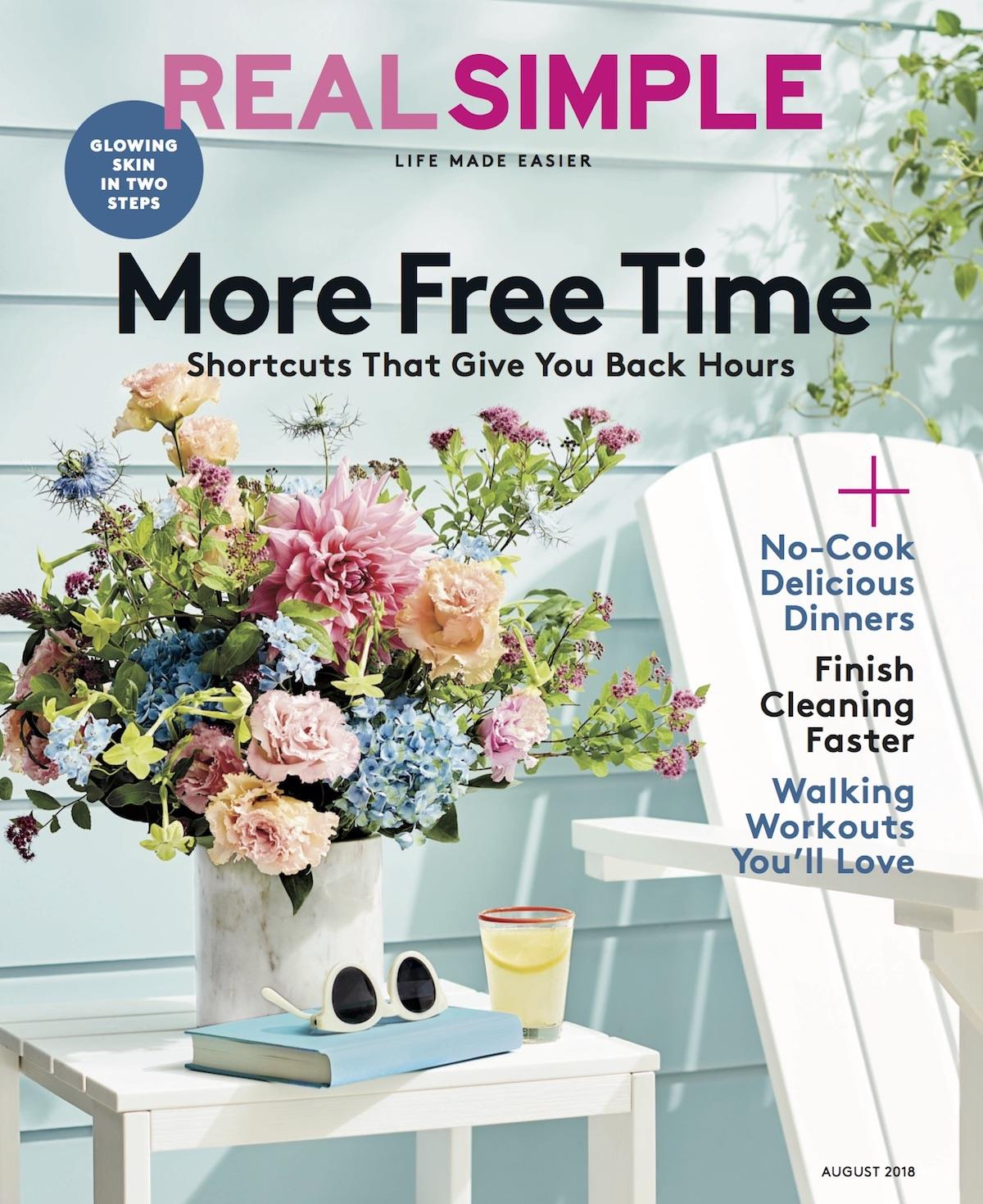Real Simple August ()