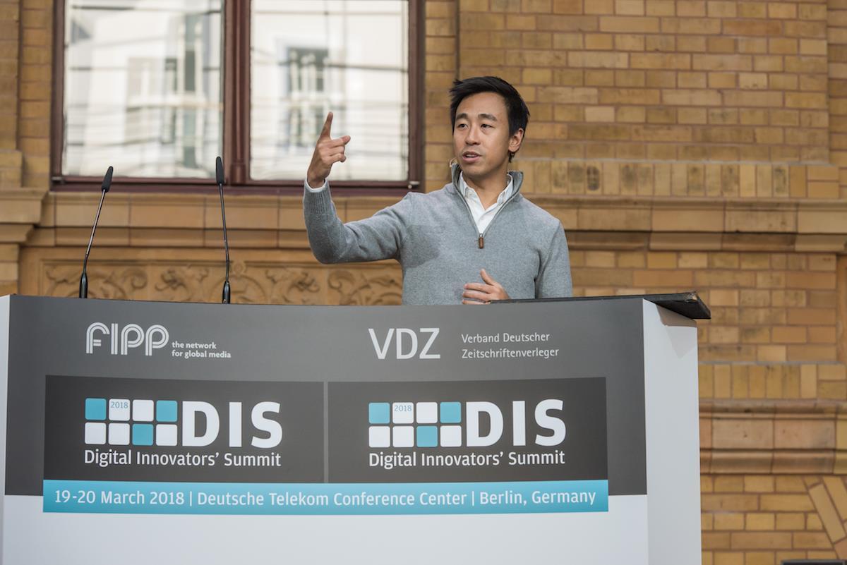 Gary Liu DIS 2018 ()