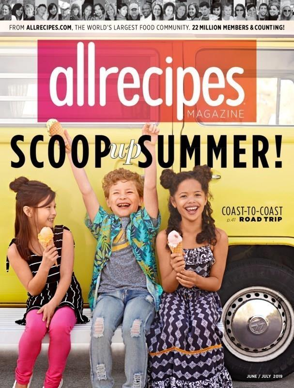 All Recipes magazine June July 2019 ()