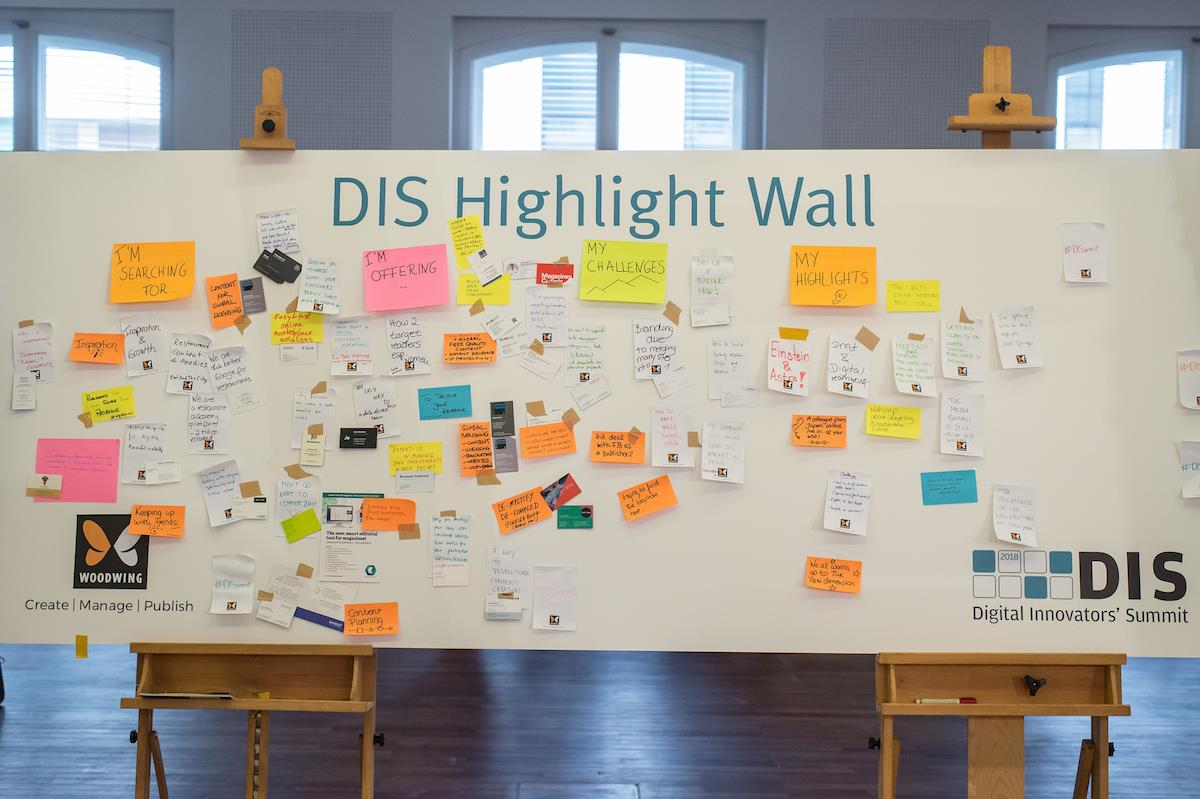 DIS highlight wall ()