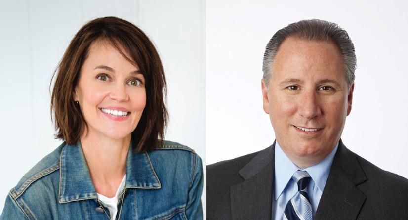 Leslie Yazel and Daren Mazzuca ()