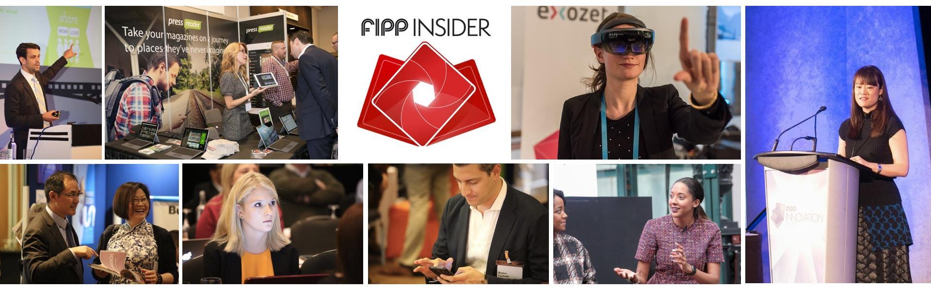 Fipp Insider banner ()