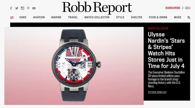 Robb Report ()