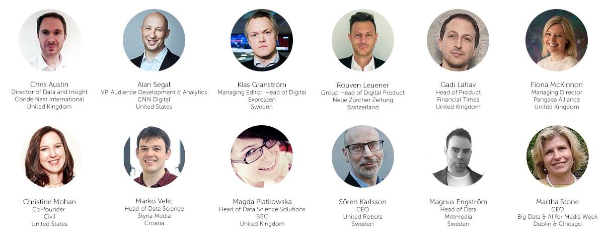 Big Data AI Media event speakers ()
