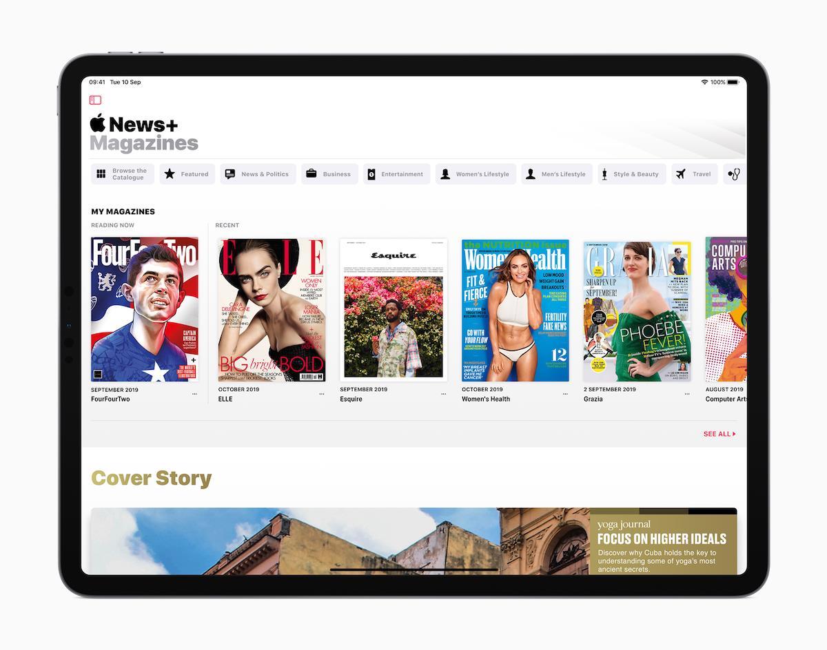 Apple News Bauer ()