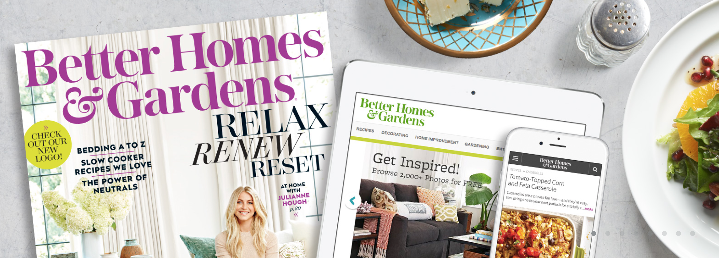 Better Homes and Gardens ()