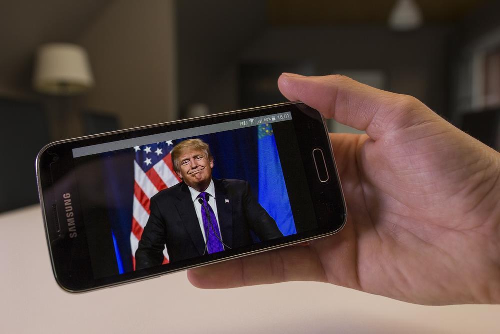 Trump media ()