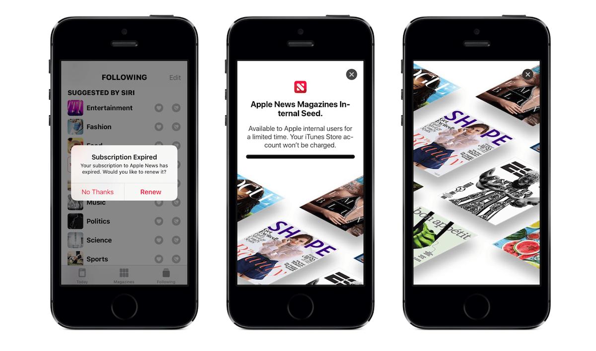 Apple News Service ()