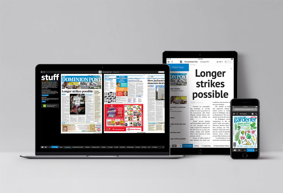 PressReader digital editions ()