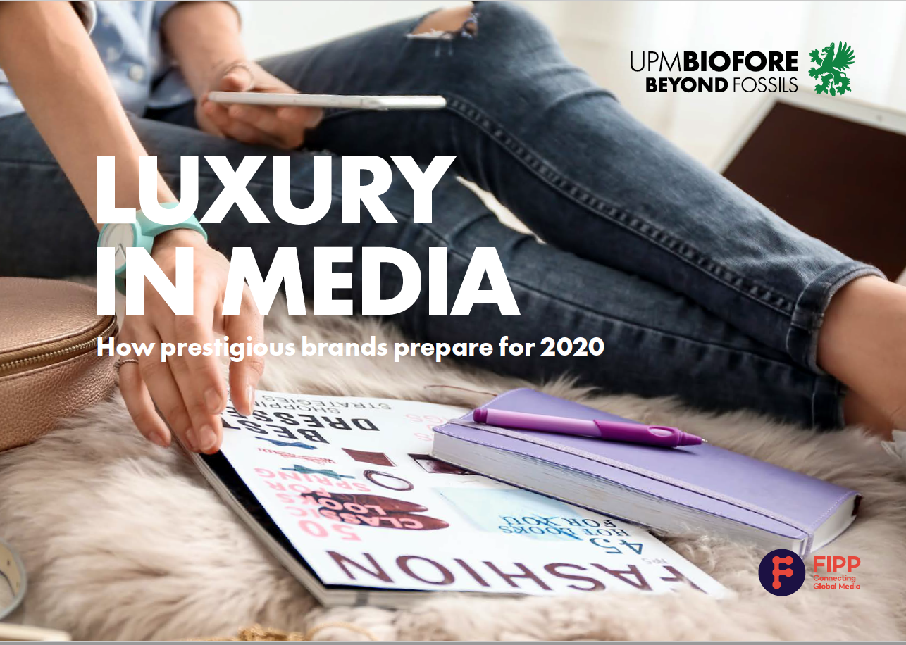 UPM Luxury in Media ()