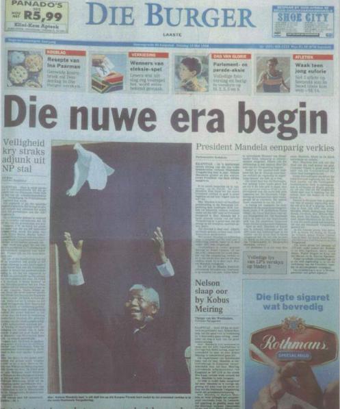 Mandela dove ()