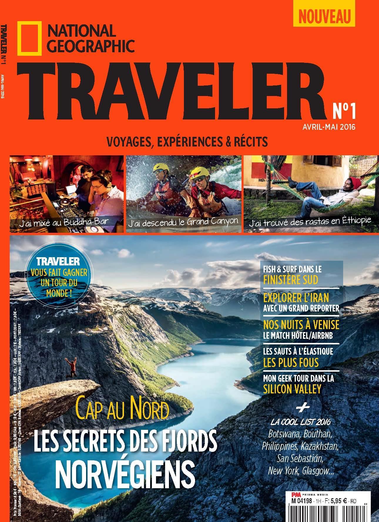 National Geographic Traveler France ()