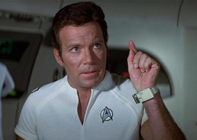 Captain Kirk ()