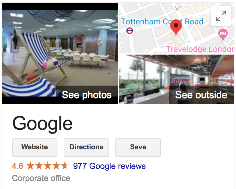Google reviews ()