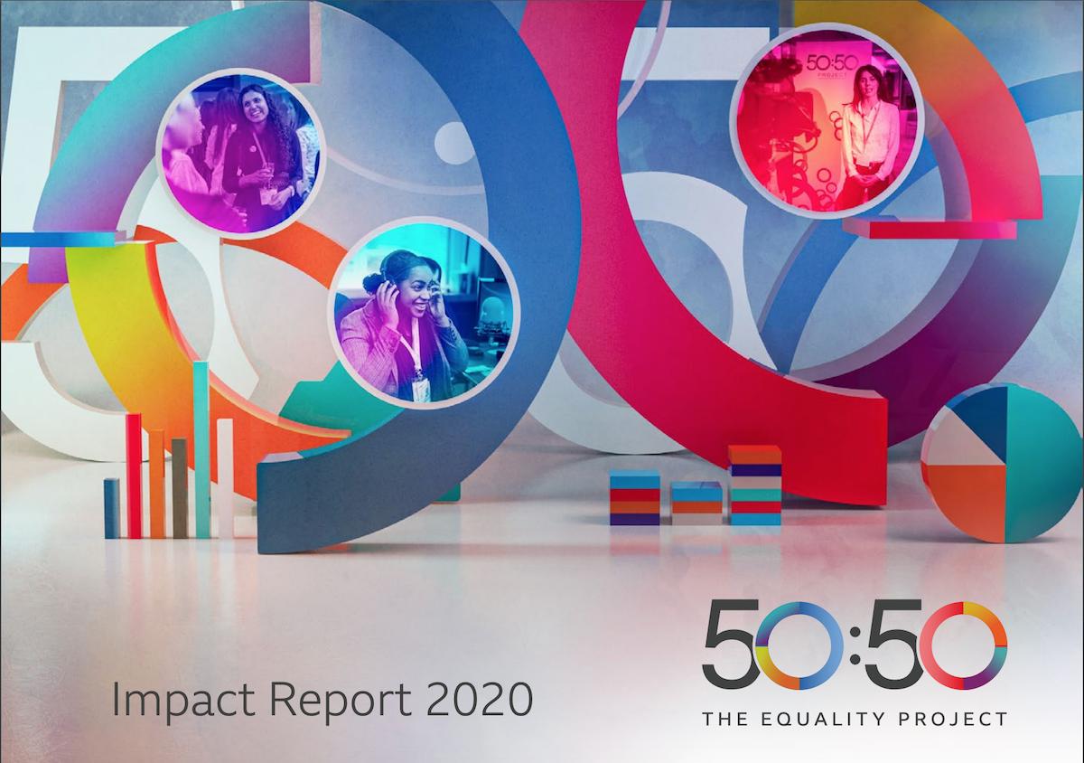 50:50 Impact Report 2020 ()