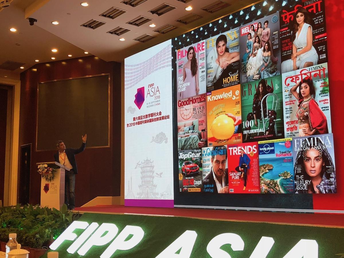 Deepak Lamba FIPP Asia ()