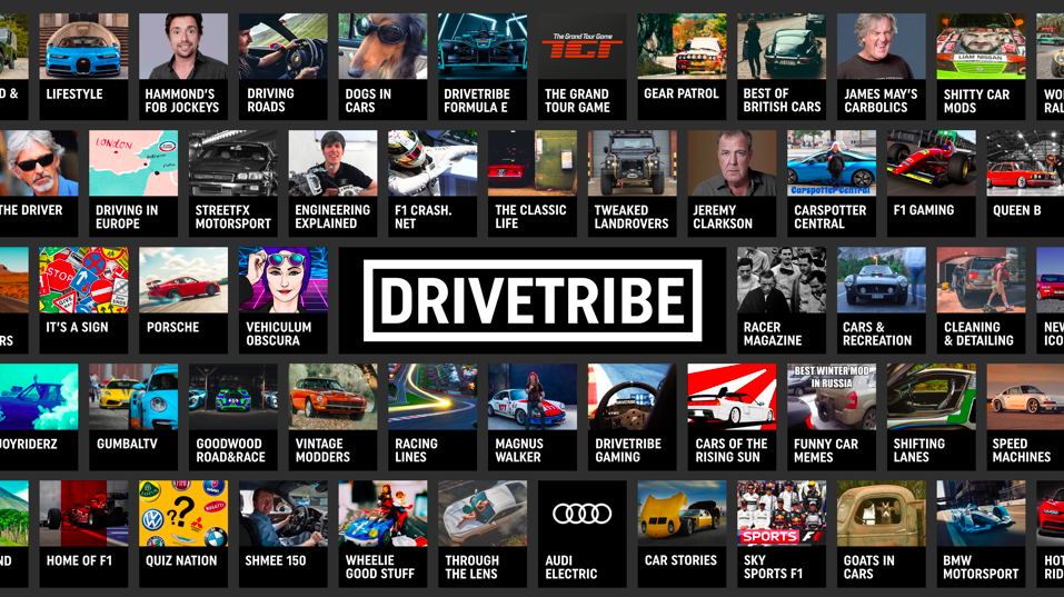 DriveTribe 2 ()