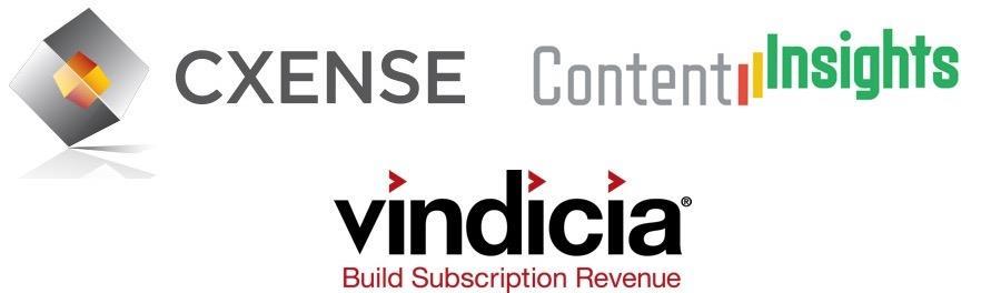 Vindicia Content Insights Cxense ()