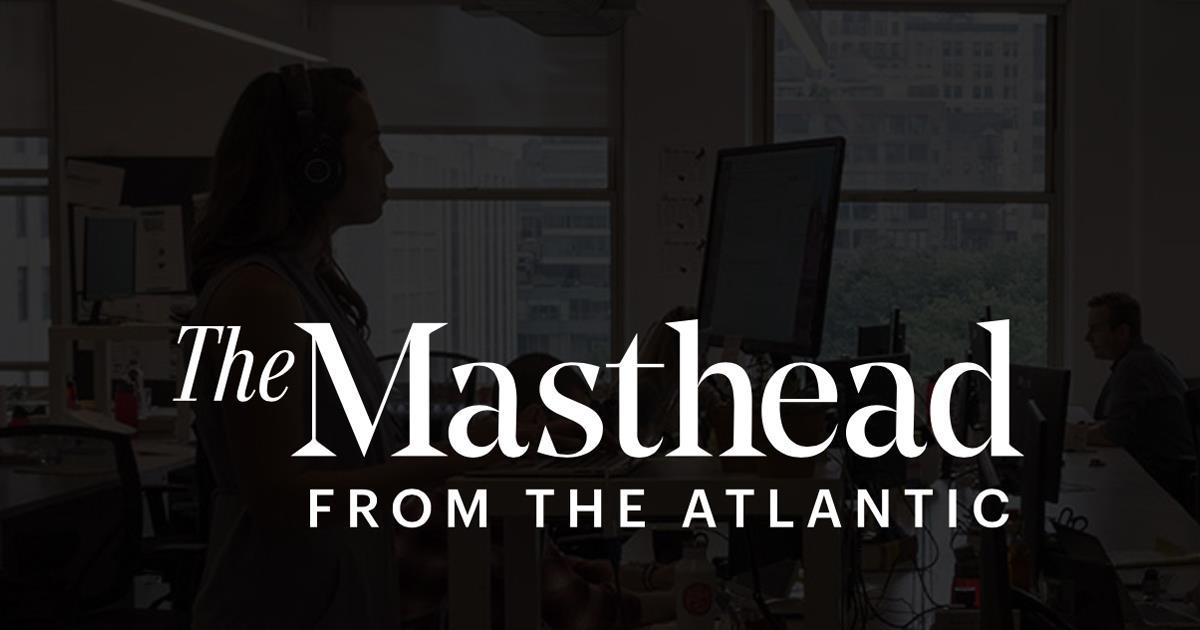 The Masthead header ()