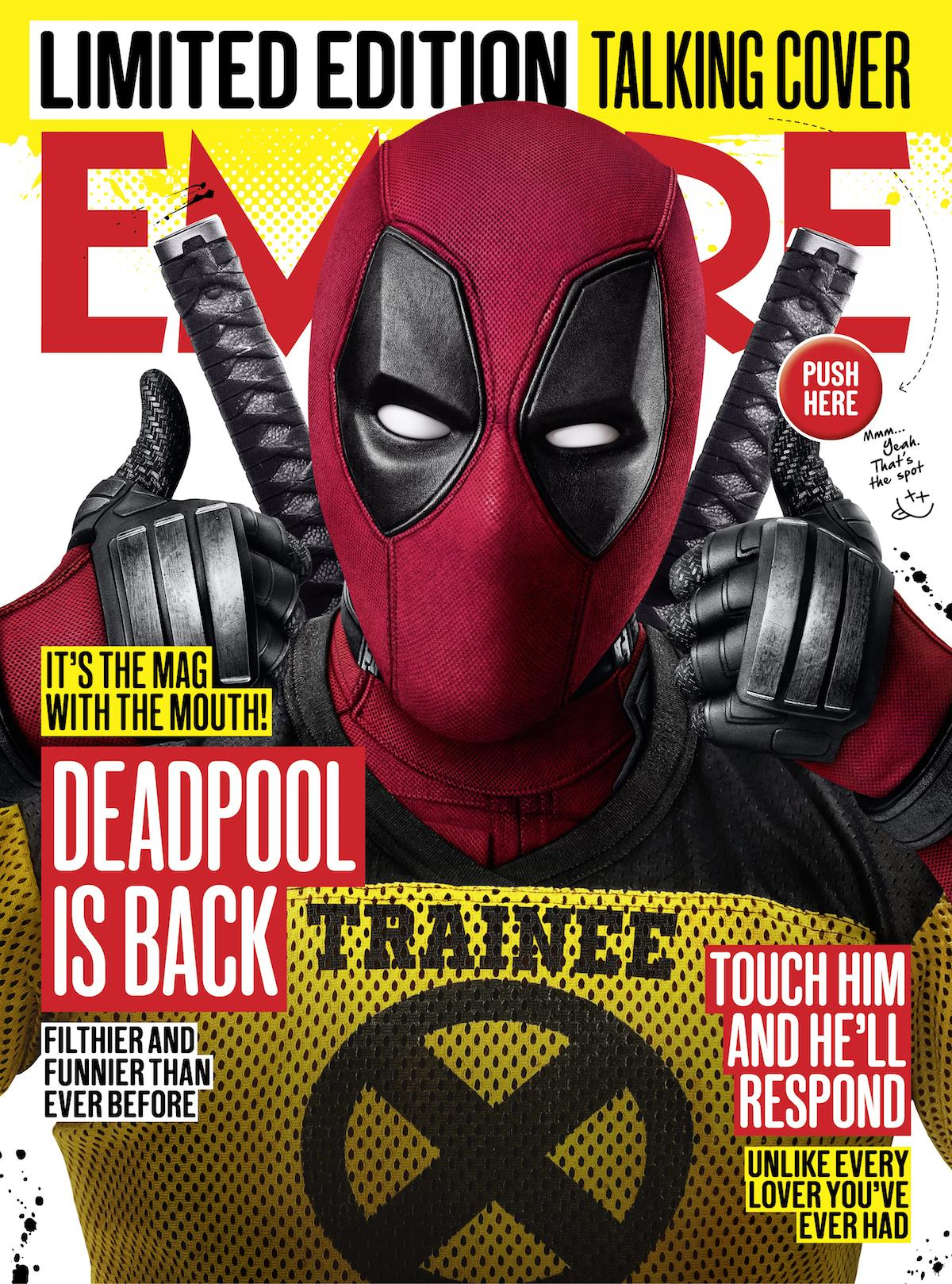 Empire Deadpool cover ()