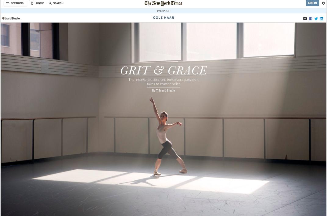 Grit & Grace ()