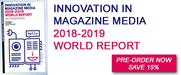 Pre-order Innovation in Magazine Media 2018-2019 (FIPP Innovation in Magazine Media 2018-2019)