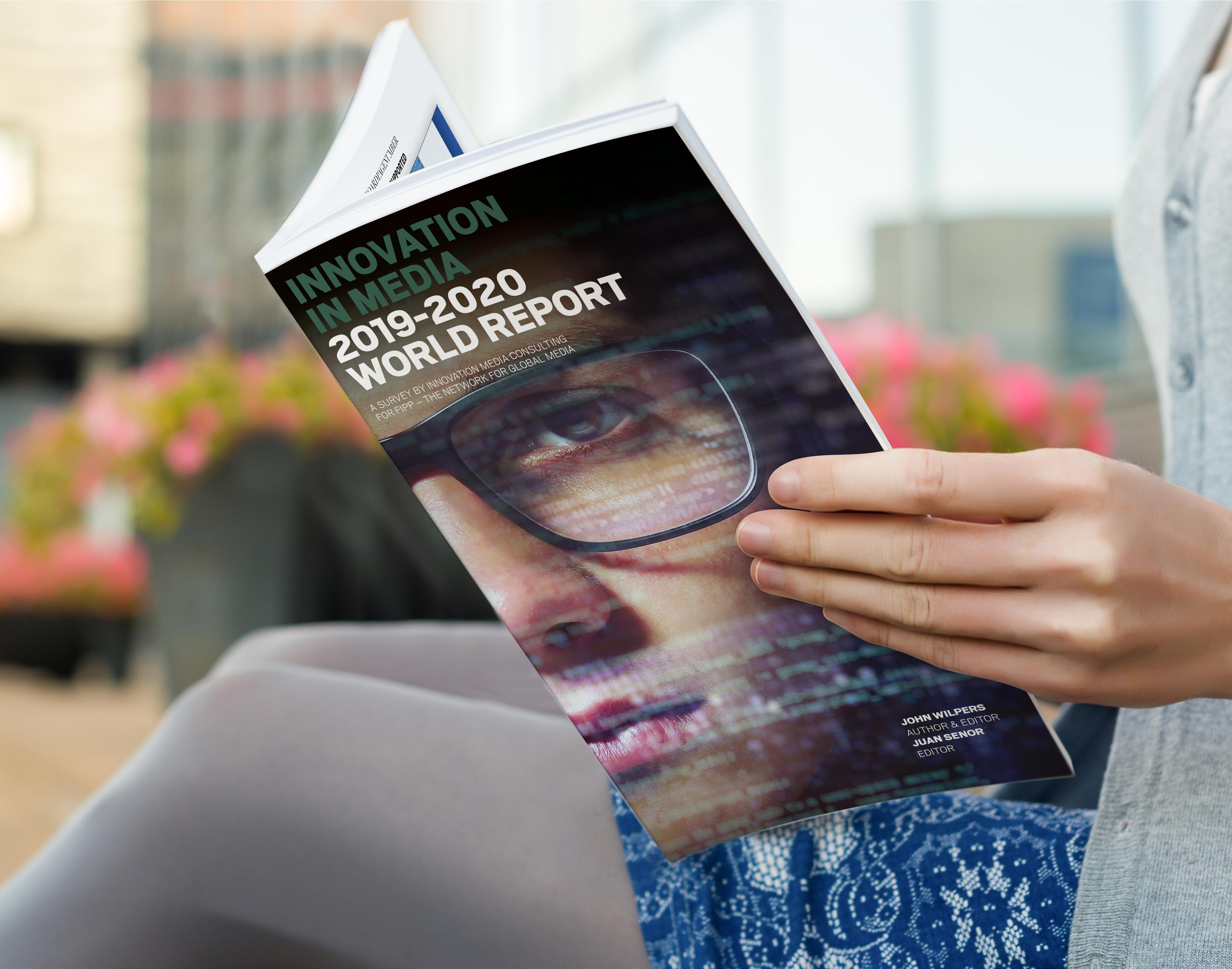 Innovation in Magazine Media 2019-2020 World Report (FIPP / Innovation Media Consulting)