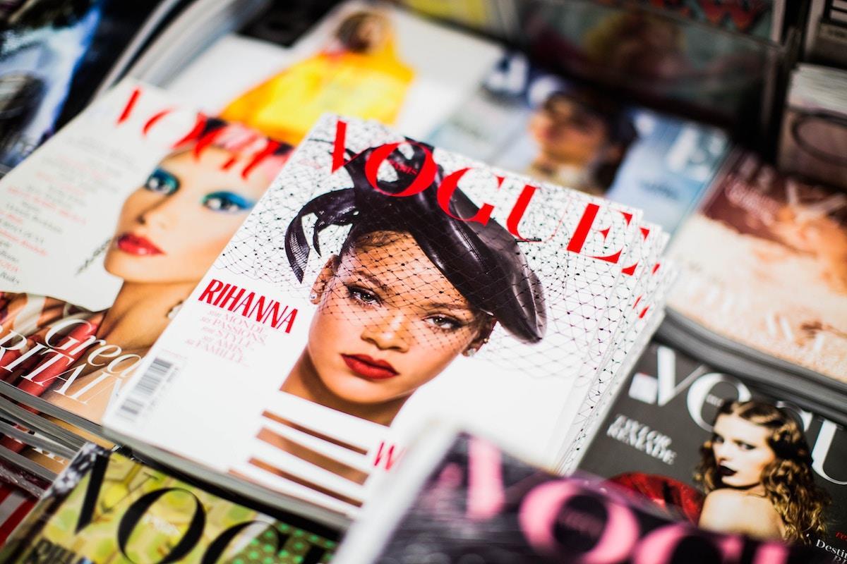 Vogue magazines ()