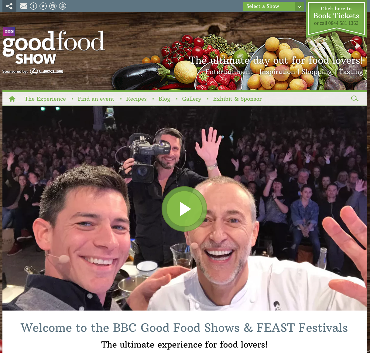 BBC Good Food Show ()