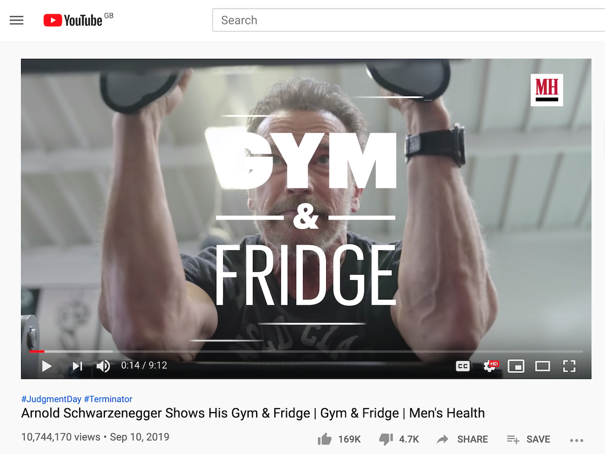 Gym & Fridge ()