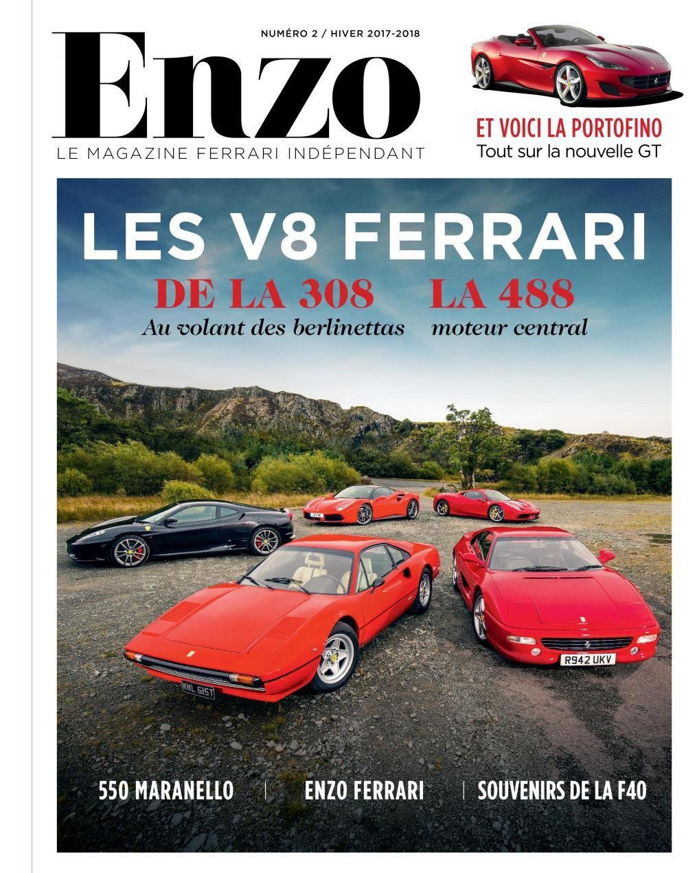 Enzo France cover ()