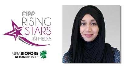 Tasnim Nazeer FIPP Rising Stars ()