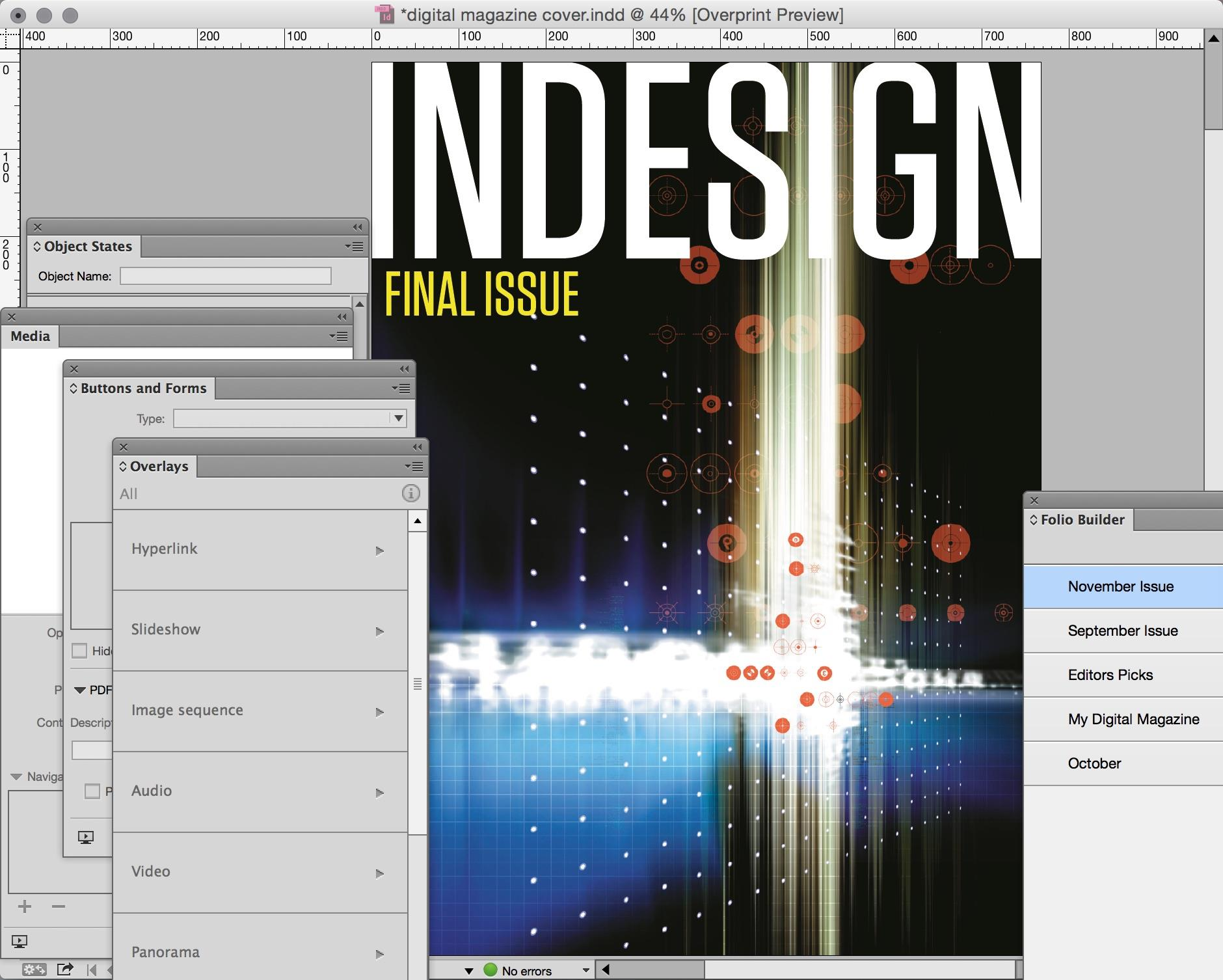 Is InDesign now becoming redundant for digital magazine publishers
