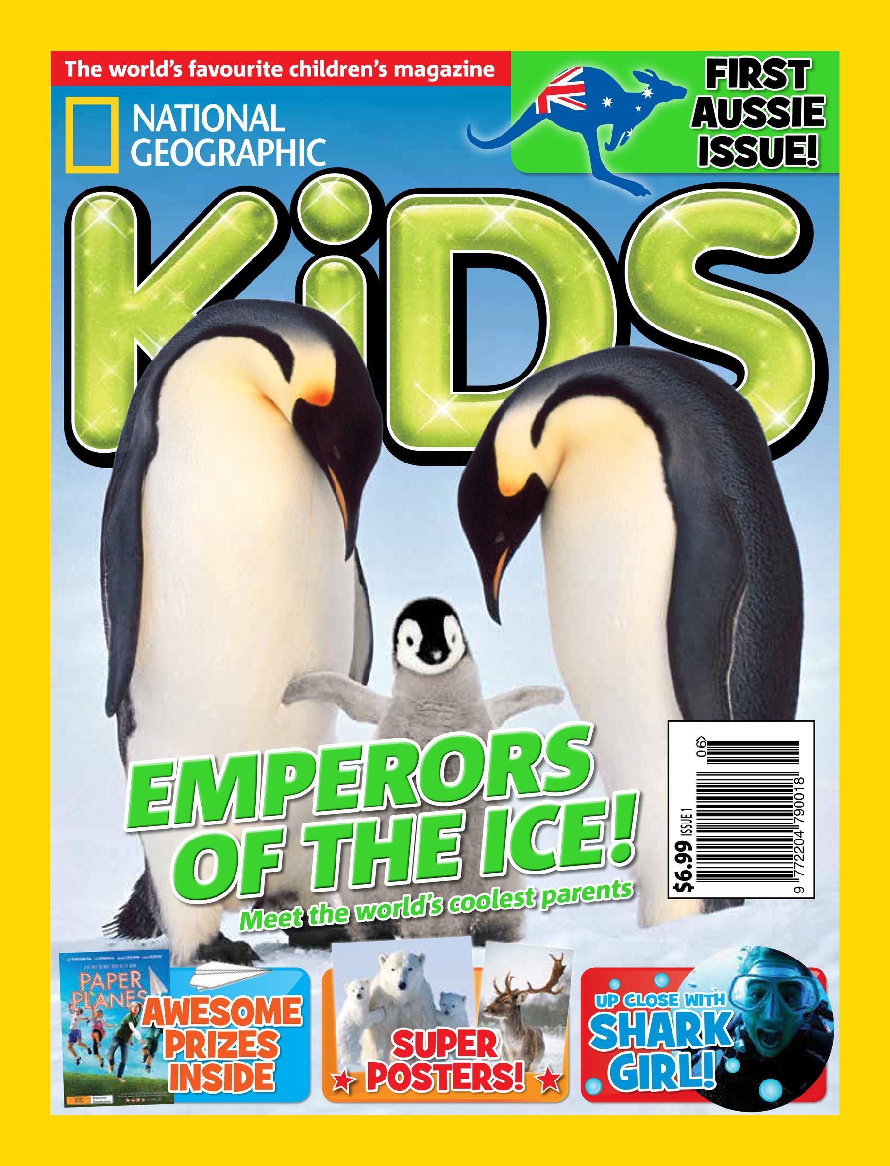 National Geographic Kids Australia ()