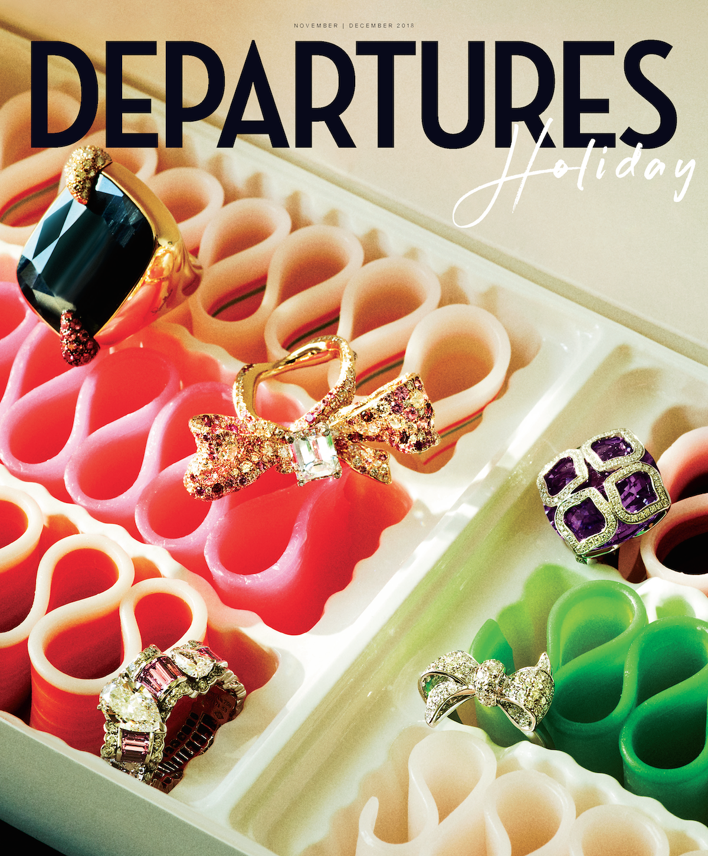 Departures mag ()
