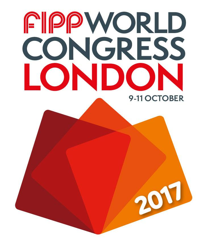 FIPP Congress London logo ()