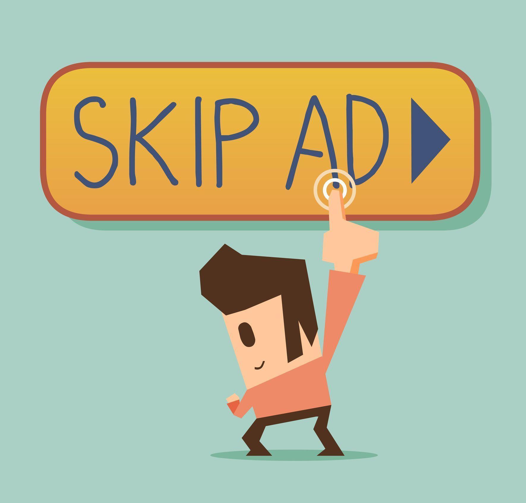 Skip ads ()