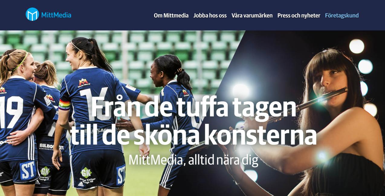 MittMedia ()