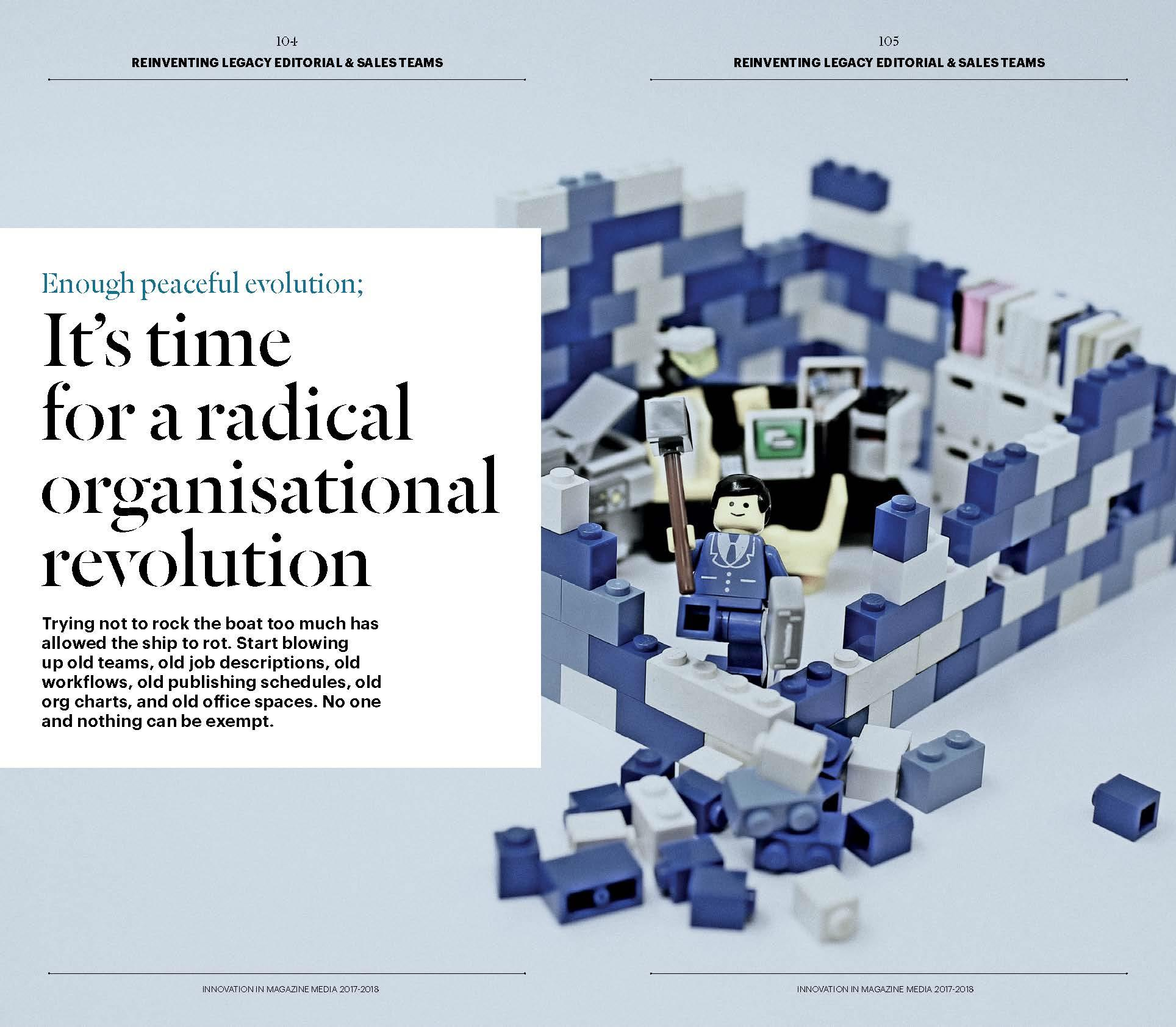 Monetisation - Innovation in Magazine Media 2017-2018 World Report (FIPP)