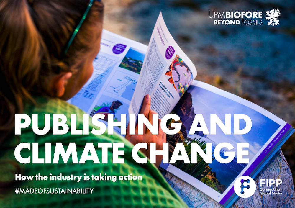 Sustainability and Climate Change cover - UPM ()