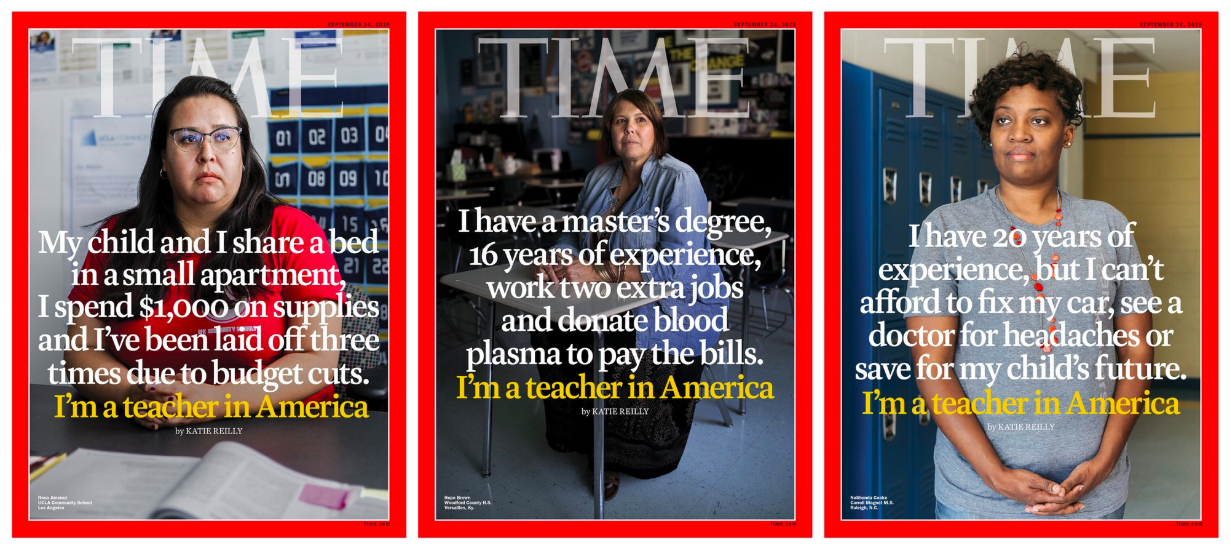 Time magazine covers ()