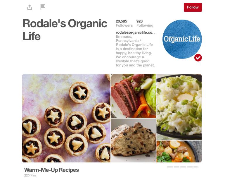 Rodale Pinterest ()