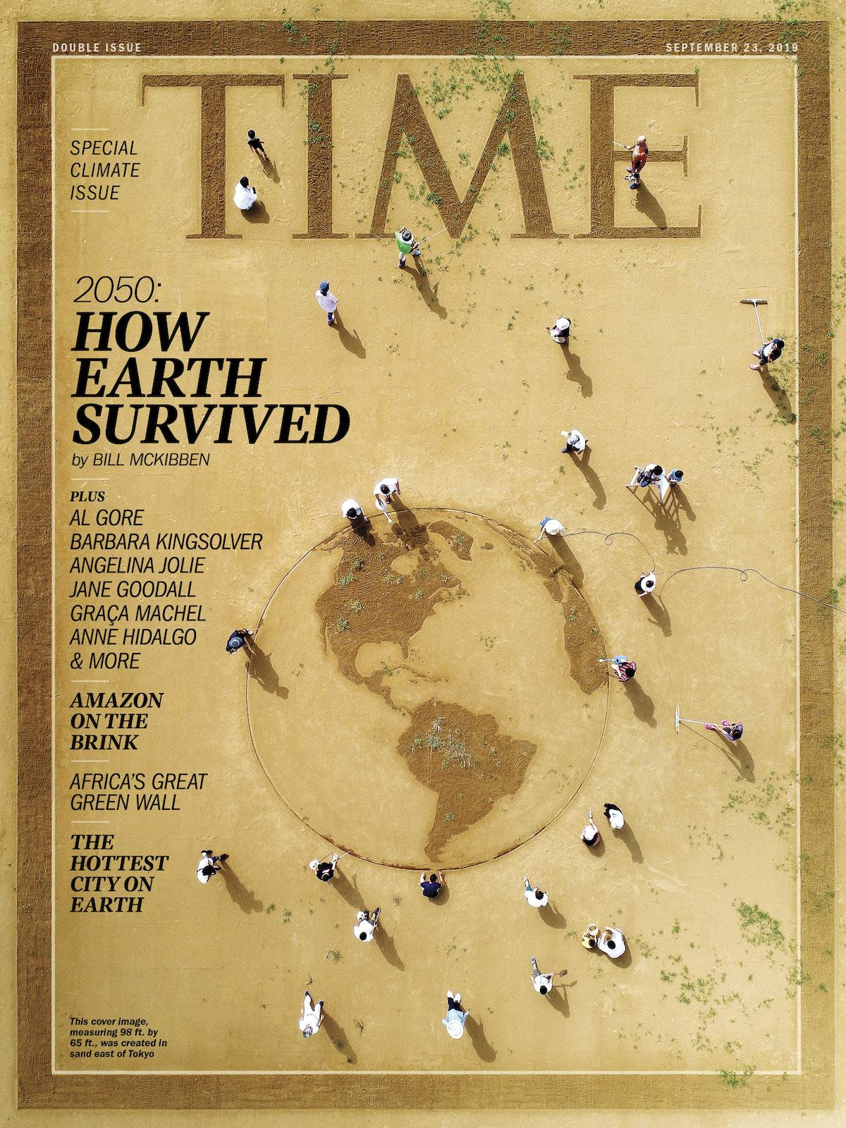 Time Climate Issue ()