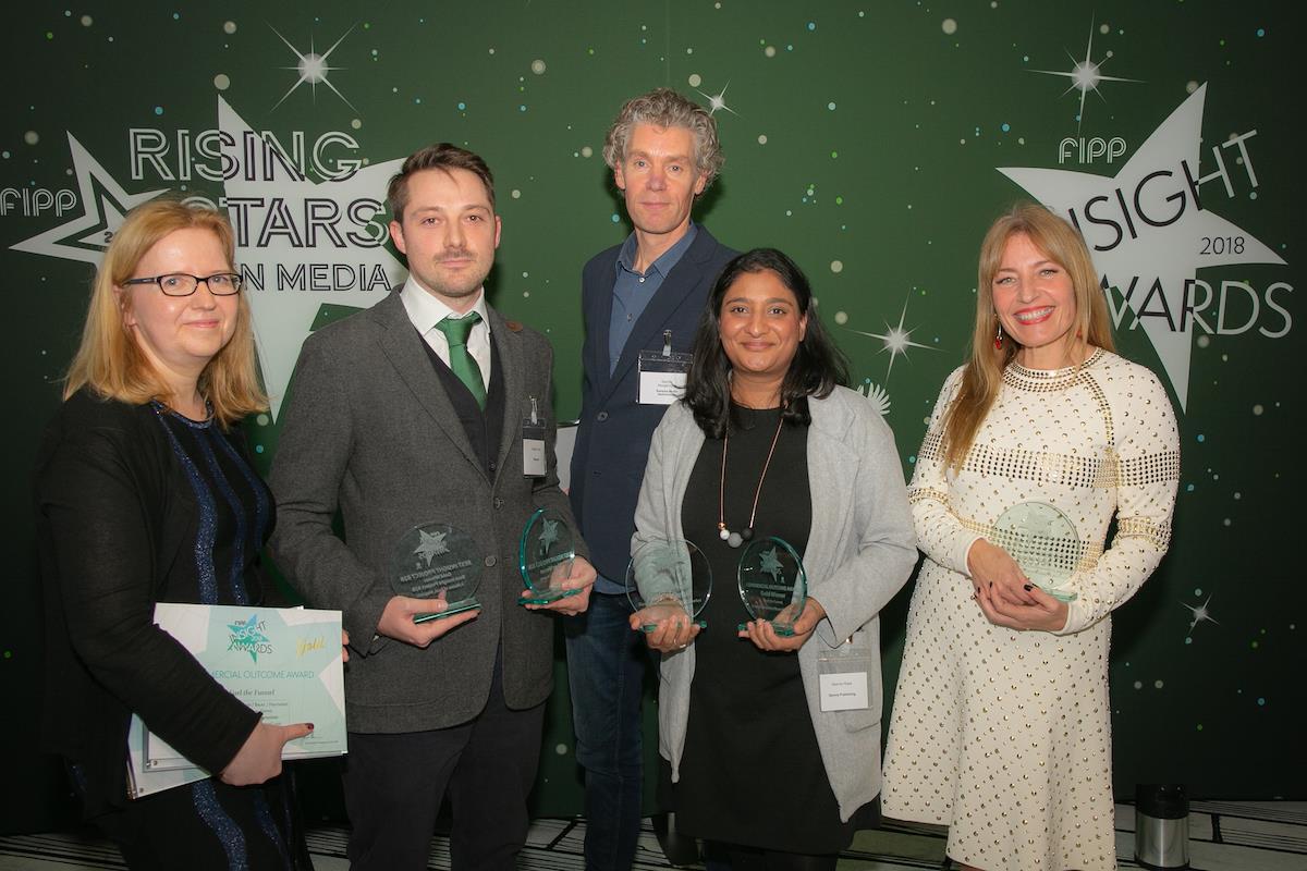 FIPP Insight 2018 winners ()
