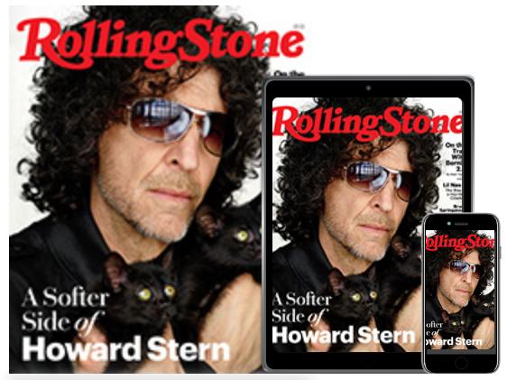 Rolling Stone magazine ()